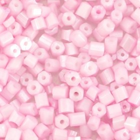 Buggles 4mm Roze diamond 40 gram
