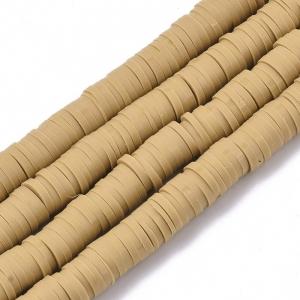 Katsuki 6mm goldenrod, volle string ca. 380 stuks