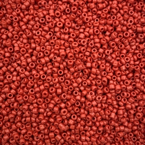 Rocailles 2mm crimson, 10 gram