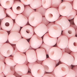 Rocailles 4mm light pink, 20 gram
