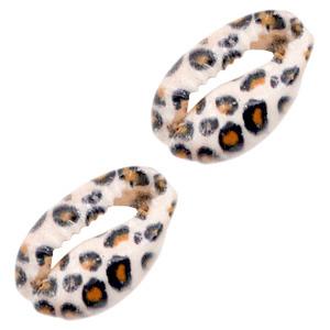 Kauri Leopard-brown, Per stuk