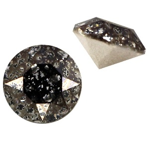 Swarovski Element Crystal black patina 6.2mm