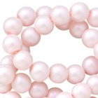 Glasparel 6mm l. roze pearl shine