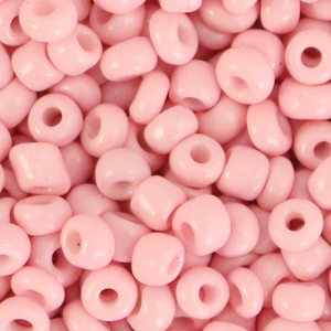 Rocailles 4mm blush pink, 20 gram