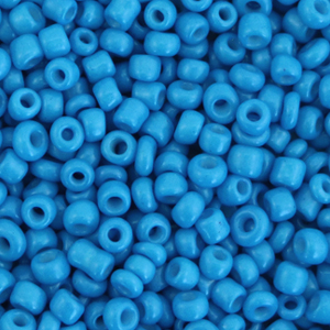 Rocailles 3mm palace blue, 15 gram
