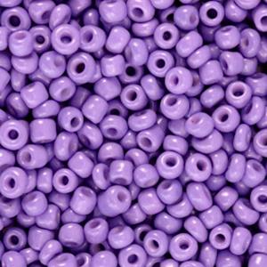 Rocailles 3mm deep lavender purple, 15 gram