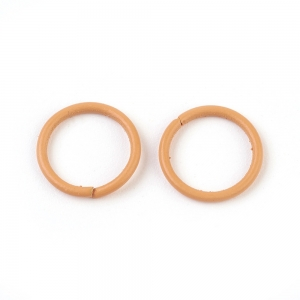 Buigring 10mm orange, 4 stuks